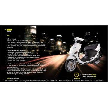 Scooter Electrica PGO iDep