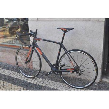 Bicicleta KTM revelator prime red 2011