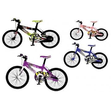 Rider 120 roda 12 (2 a 4 anos) várias cores