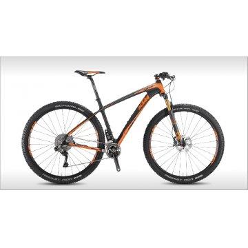 Bicicleta em Carbono KTM MYROON Prestige Di2 22s 2017 roda 29