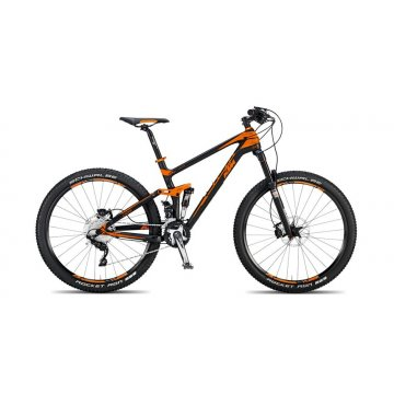 Bicicleta Carbono KTM LYCAN Elite Roda 27.5 125mm