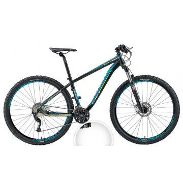 Bicicleta Nacional Qüer CXR 2015 24v Blaze HDisk Shimano