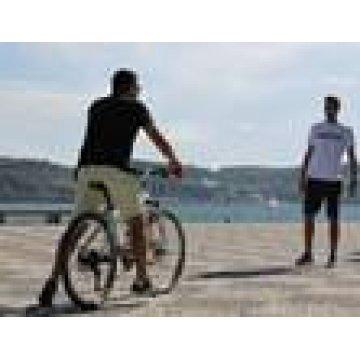 Aulas de Bicicleta