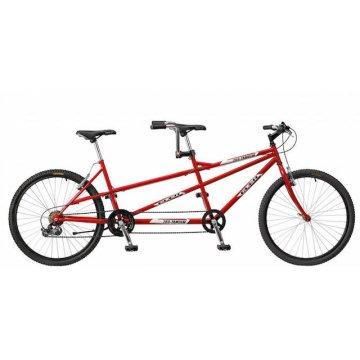 Tandem - bicicleta de dois lugares